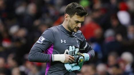 Jättääkö Hugo Lloris Tottenhamin?