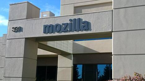 Mozillan pääkonttori on Kalifornian Mountain View'ssa.