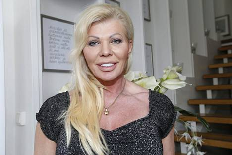 Tiina Jylhä.