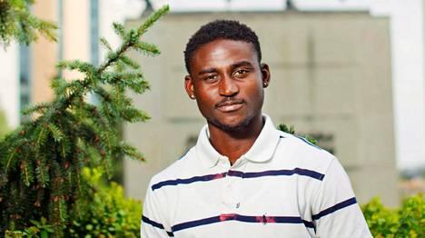 Ariel Ngueukam pelaa ensimmäistä täyttä kauttaan Veikkausliigassa.