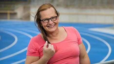 Vera Räsänen suunnittelee jatkavansa uraansa vielä pitkään.