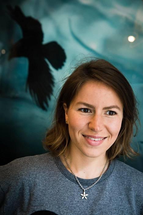 Maria Nordin Blogi