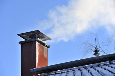 Omakotitalon fossiilinen lämmitys heikentää talon myyntiarvoa.