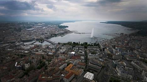 Suomalainen on pidätetty Genevessä murhasta epäiltynä.