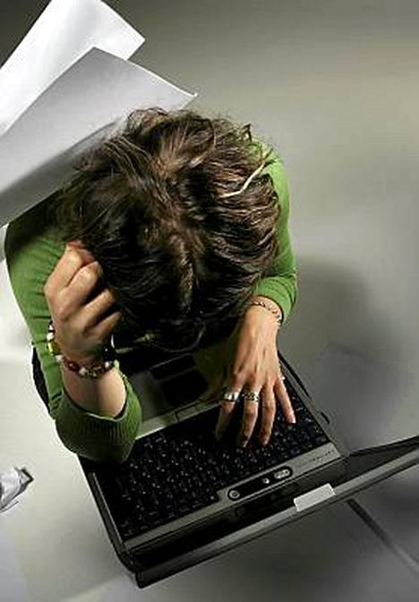 Euroopan työterveys- ja työturvallisuusviraston mukaan työstressi on selkäkipujen jälkeen toiseksi yleisin työterveysongelma Euroopassa.