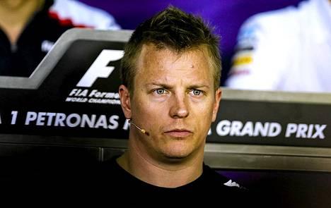 Kimi Räikkönen ei koskaan saanut loppuun automekaanikon opintoja.