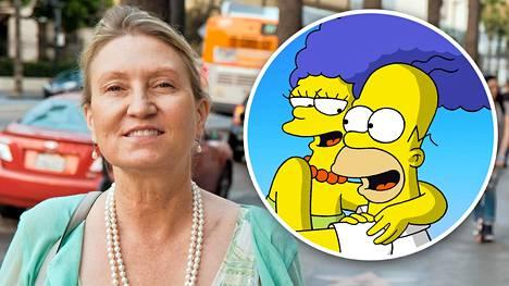 Bonita Pietila työskenteli Simpsoneissa ääniroolittajana ja tuottajana 28 vuotta.