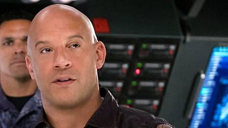 Vin Diesel Elokuvat