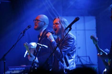 Anssi Kela esitti muistokonsertissa Pekka ja Susi -yhtyeen suurimman hitin.