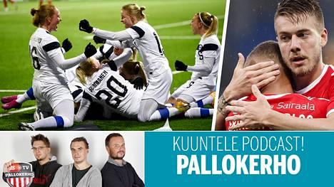 Helmarit palaa EM-kisoihin kahdeksan vuoden jälkeen. Luis Henriquen siirto HJK:hon puhuttaa myös.