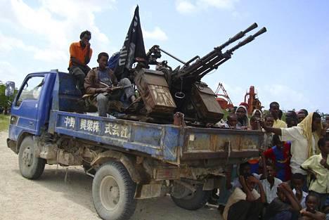 Somalialainen Al-Shabaab vannoi al-Qaidalle uskollisuutta vuonna 2009. Nyt järjestön tiedetään olevan valmis neuvotteluihin.