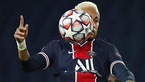 Neymarin maali riitti PSG:lle 1–0-voittoon Leipzigia vastaan.