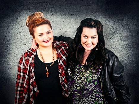 More To Love -muotiblogin Mimmi ja Peppi tekevät nykyisin yhteistyötä Sokos-tavaratalon kanssa.