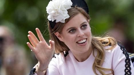 Prinsessa Beatrice kertoi raskaudestaan toukokuussa.