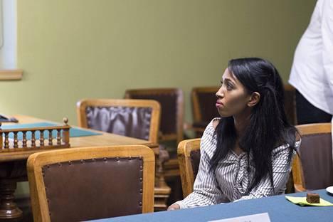 Ujuni Ahmed on toinen selvityksen kirjoittajista.