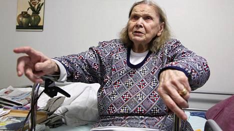 Liisa Tiukan, 93, testamenttiin ilmestyi lisäys: Entinen poliisi ei saa syytettä – eikä Pelastusarmeija omaisuutta