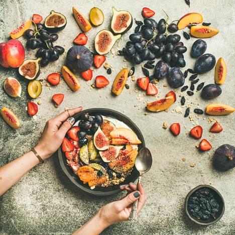 Oikein valittuna hiilihydraatit tukevat terveyttä, auttavat jaksamaan ja tuovat kuituja ruokavalioon.
