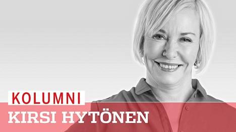 Kirsi Hytösen kolumni: Deittailen ainoastaan tositarkoituksella – tarkoitus on harrastaa seksiä