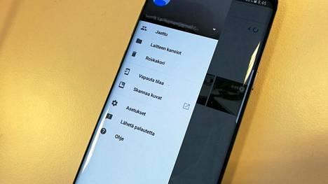 Puhelimen Muisti Täynnä Samsung
