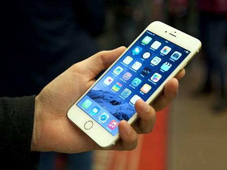 Muotoilun uskotaan muistuttavan nykyisiä iPhoneja.