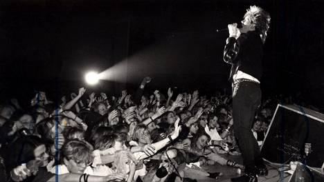 Dingo suosionsa huipulla vuonna 1985.
