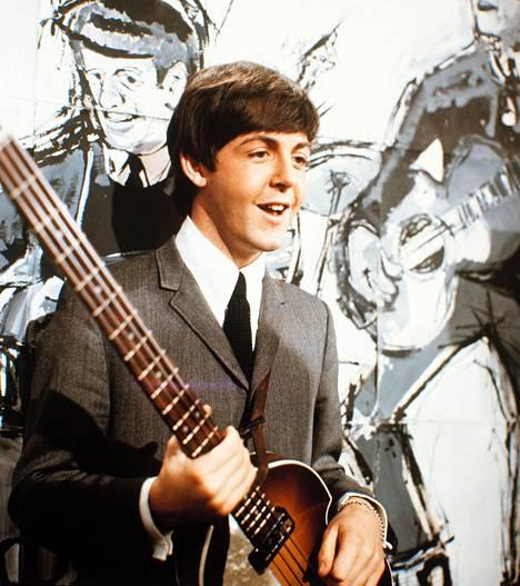 Paul McCartneyn naisseikkailut ovat suuressa osassa The Beatles -legendasta tehdyssä elämäkerrassa.