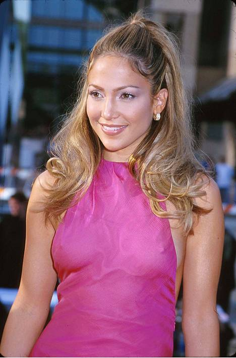 Jennifer Lopezin puoliponnari.