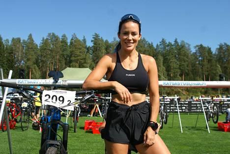 Martina Aitolehti treenaa kuin huippu-urheilija.