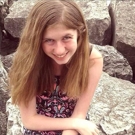 Kadonneen Jayme Clossin, 13, kohtalo on edelleen täysi mysteeri.