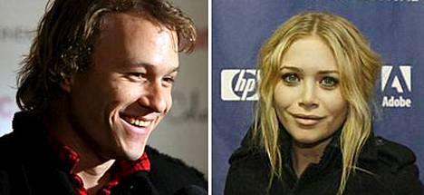 Heath Ledgerillä ja Mary-Kate Olsenilla oli romanssi, vahvistaa näyttelijättären turvamies.