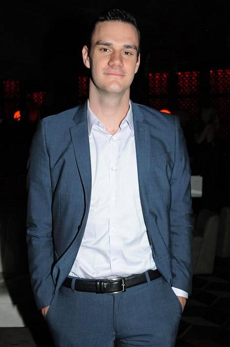 Vain 26-vuotias Cooper Hefner jatkaa isänsä jalanjäljissä.