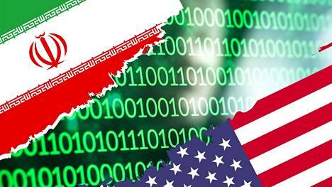 Iran ei ole toistaiseksi tehnyt suurta kyberiskua Yhdysvaltoja kohtaan.