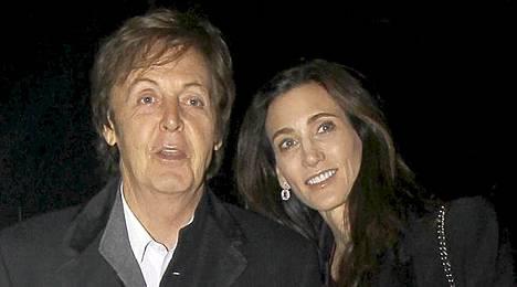 Paul McCartney ja Nancy Shevell saavat sunnuntaina toisensa.