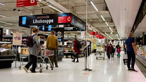 Kupittaan K-Citymarket on paitsi kokonsa myös valikoimansa puolesta Suomen suurin K-Citymarket.
