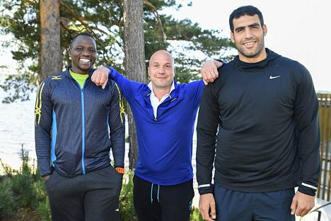 Petteri Piironen on antanut valmennusohjeita muun muassa Kenian Julius Yegolle ja Egyptin Ihab Abdelrahmanille.