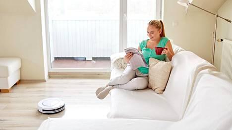 Robotti-imuri on jo monessa kotitaloudessa tuttu kotitalouskapistus.