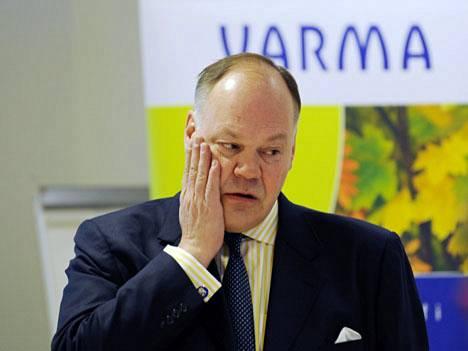 Varman toimitusjohtaja Matti Vuorian ansiot voivat nousta jopa puolella miljoonalla eurolla.
