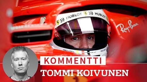 Kommentti: Kimi Räikkönen oli oikeassa – Vettelin ja Hamiltonin jääminen ilman rangaistusta ihmetyttää