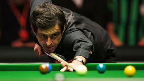 Viisinkertainen maailmanmestari Ronnie O'Sullivan julisti, että hän ei aloittaisi snookeria, jos saisi valita uudestaan.