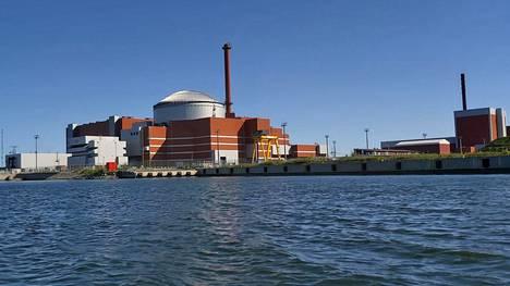 Olkiluoto 3 -ydinvoimala toukokuussa 2021
