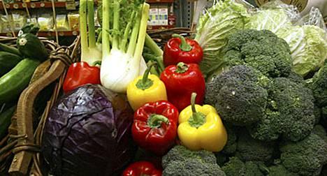 Kasvisruoka hyvä vaihtoehto, kun haluat vähentää liha- ja kalatuotteita päivittäisestä ruokavaliostasi.