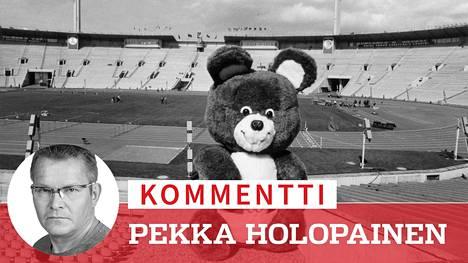 Moskovan olympiakisojen maskotista, Misha-karhusta, tuli lajissaan yksi kaikkien aikojen rakastetuimmista ja parhaiten muistetuista.