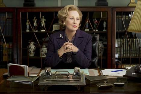 Meryl Streep on Margaret Thatcher.