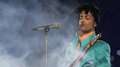 Prince menehtyi vain 57-vuotiaana.