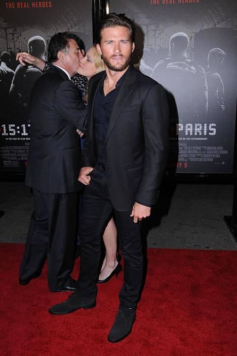 Scott Eastwood on työskennellyt mallina ja näyttelijä.