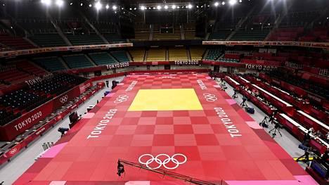Algerialainen judoka Fethi Nourine ei astu Tokion olympiakisojen judotatamille poliittisista syistä.