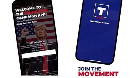 Donald Trumpin kampanjasovellus haluaa tietää käyttäjästään todella paljon.