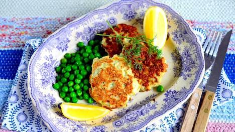 Haukipihvit on arkiruokien maistuva ja terveellinen klassikko.