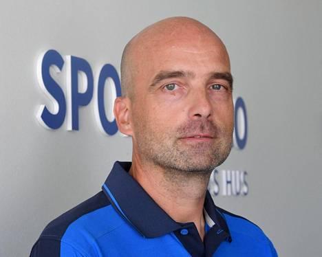 Jarkko Finni on SUL:n uusi valmennuksen ja koulutuksen johtaja.