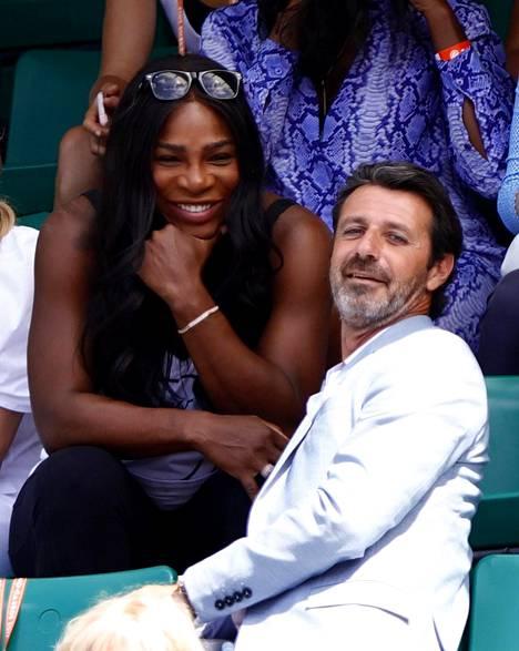 Williams aikoo palata tenniskentille jo ensi vuonna.
